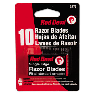 Red Devil® Scraper Razor Blade 3270