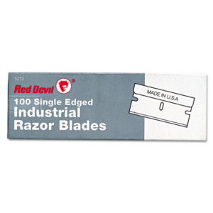 Red Devil® Single-Edge Razor Blades