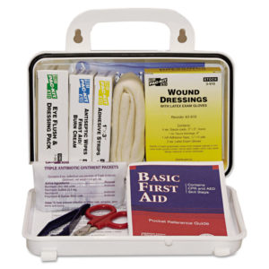 Pac-Kit® Weatherproof First Aid Kit