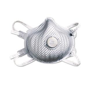 Moldex® N99 Premium Adjustable-Strap Single-Use Particulate Respirator