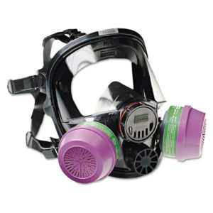 North Safety® 7600 Series Full-Facepiece Respirator Mask