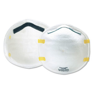 Gerson® Cup-Style Particulate Respirator