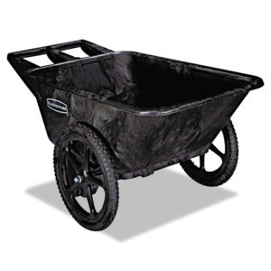 Rubbermaid® Commercial Big Wheel® Agriculture Cart