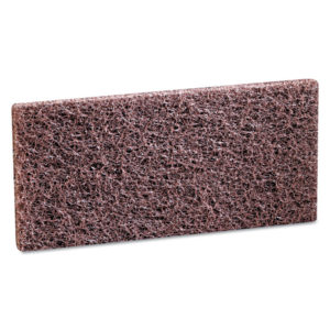 3M™ Doodlebug™ Brown Scrub 'n Strip Pad