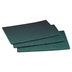 Scotch-Brite™ PROFESSIONAL Commercial Scouring Pad 96