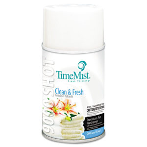 TimeMist® 9000 Shot Metered Air Freshener Refills