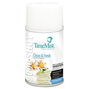 TimeMist® 9000 Shot Metered Air Freshener Refills