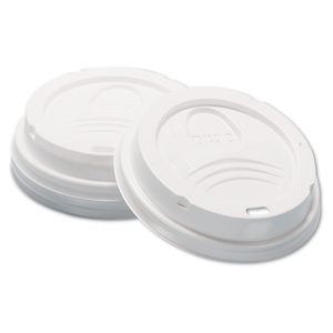 Dixie® Sip-Through Dome Hot Drink Lids