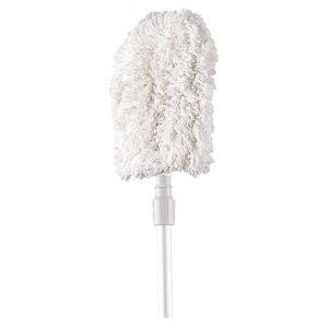 Rubbermaid® Commercial Flexible Head Overhead Dusting Tool Dust Mitt/Sleeve