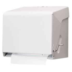 San Jamar® Crank Roll Towel Dispenser