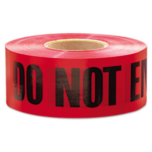 Empire Do Not Enter Barricade Tape