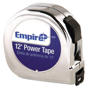 Empire® Tape Measure 612
