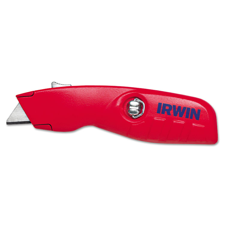 IRWIN® Self-Retracting Safety Knife