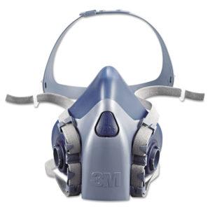 3M™ Half Facepiece Respirator 7500 Series