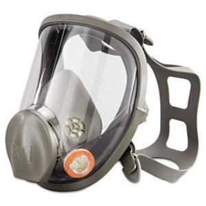 3M™ Full Facepiece Respirator 6000 Series