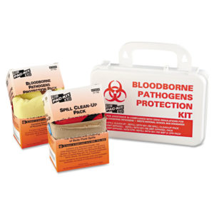 Pac-Kit® Small Industrial Bloodborne Pathogen Kit