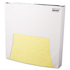 Bagcraft Grease-Resistant Paper Wrap/Liners