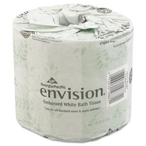 Georgia Pacific® Professional envision® Embossed Bathroom Tissue