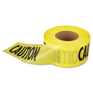 "Empire ""Caution"" Barricade Tape"