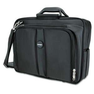 "Kensington® Contour™ Pro 17"" Laptop Carrying Case"