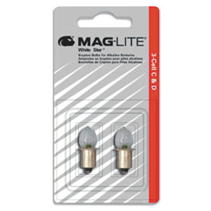 Maglite® Replacement Lamp for AA Mini Flashlight
