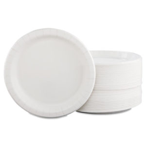 Dart® Bare® Eco-Forward® Clay-Coated Paper Dinnerware