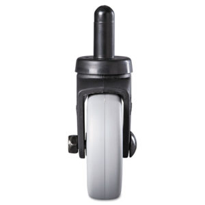 Rubbermaid® Commercial Replacement Bayonet-Stem Casters