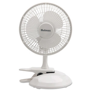 "Holmes® 6"" Convertible Clip/Desk Fan"