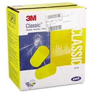 3M™ E·A·R™ Classic™ Single-Use Earplugs