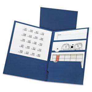 Oxford™ Divide It Up™ Four-Pocket Paper Folders