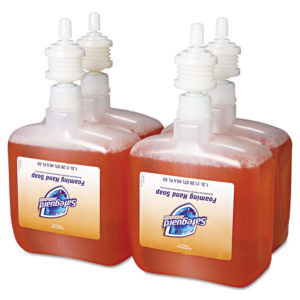 Safeguard® Antibacterial Foaming Hand Soap