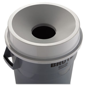 Rubbermaid® Commercial Round Brute® Funnel Top
