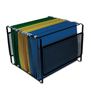 Universal® Deluxe Mesh File Frame Holder