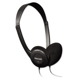 Maxell® HP-100 Headphones