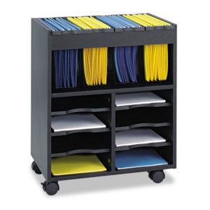 Safco® Go Cart™ Mobile File