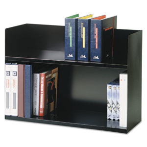 SteelMaster® Two-Tier Book Rack