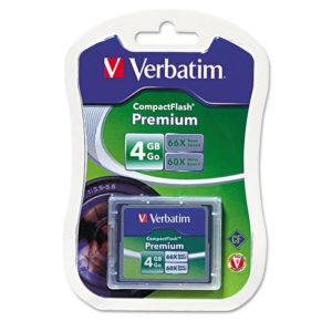 Verbatim® Premium CompactFlash Card