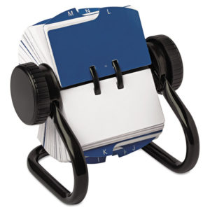 Rolodex™ Open Rotary Card File