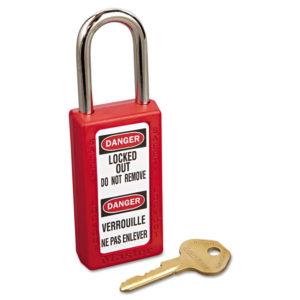 Master Lock® Lightweight Zenex™ Safety Lockout Padlock