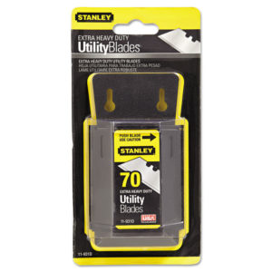 Stanley Tools® Extra Heavy Duty Utility Blade 11-931D
