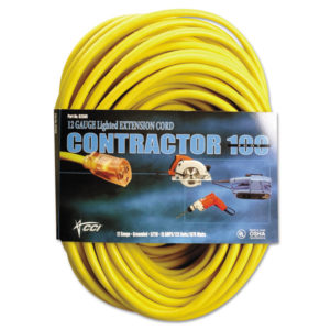 CCI® Vinyl Outdoor Extension Cord