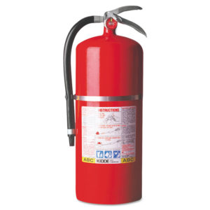 Kidde ProPlus™ 20 MP Dry-Chemical Fire Extinguisher