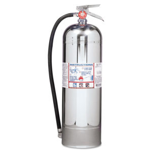 Kidde ProPlus™ 2.5 W H2O Fire Extinguisher