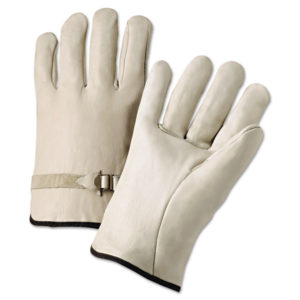 Anchor Brand® 4000 Series Leather Driver Gloves