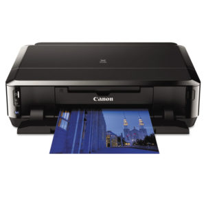 Canon® PIXMA iP7220 Wireless Inkjet Photo Printer