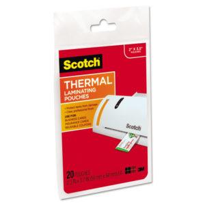 Scotch™ Laminating Pouches