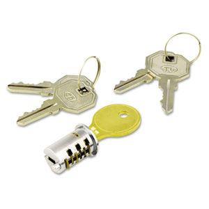 Alera® Key-Alike Lock Core Set