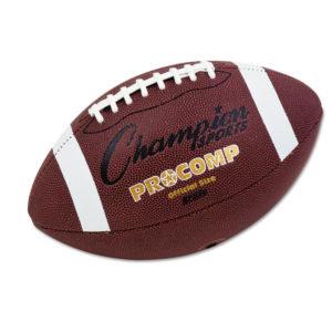 Champion Sports Pro Composite Football