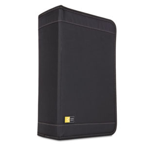 Case Logic® Nylon CD/DVD Wallet