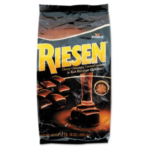 Riesen® Chewy Chocolate Caramel